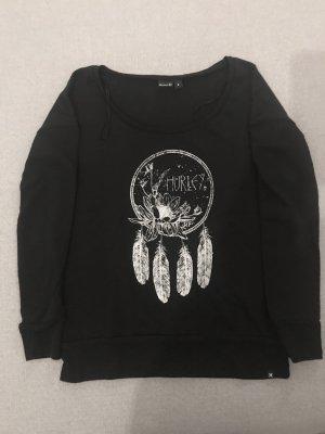 Hurley Sweatshirt noir