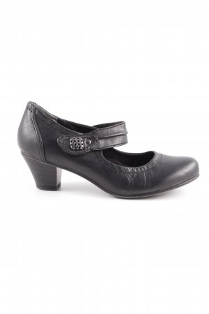 Hush Puppies Mary Jane Pumps schwarz Casual-Look