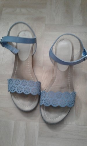 Hush Puppies Strapped Sandals sand brown-azure