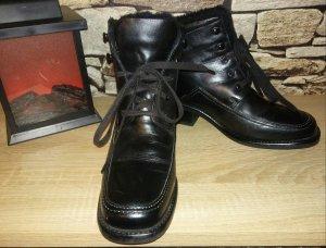 Hush Puppies Desert Boots black