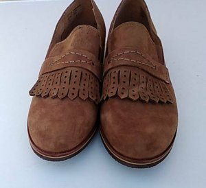 Hush Puppies Wildleder Slipper Gr. 41 brandneu