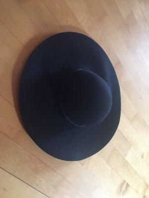 H&M Felt Hat black