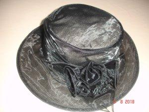 Seeberger Cappello nero Nylon