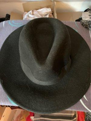 H&M Divided Wollen hoed zwart