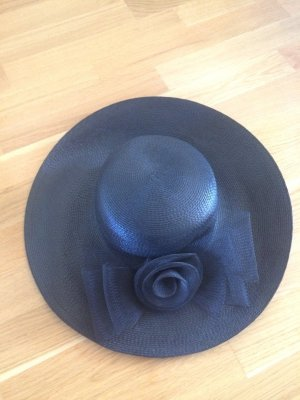 Sun Hat black polypropylene