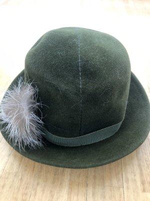 Mayser-Milz Folkloristische hoed veelkleurig