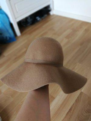 H&M Cappello marrone-grigio