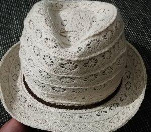 C&A Cappello parasole marrone scuro-crema