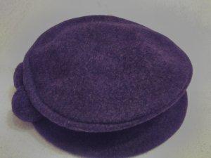 Woolen Hat brown wool