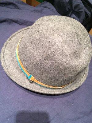 Esprit Felt Hat light grey