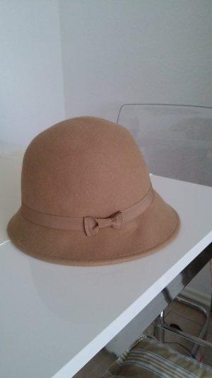 Hut beige one size NEU und UNGETRAGEN