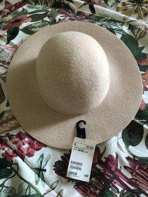 Hut beige rose nude (ausverkauft bei H&M)