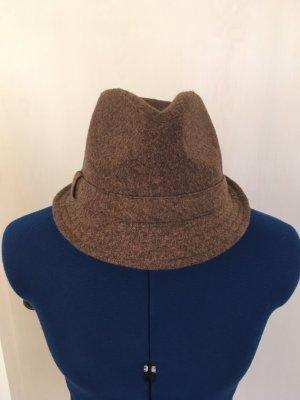 Esprit Cappello in feltro marrone chiaro