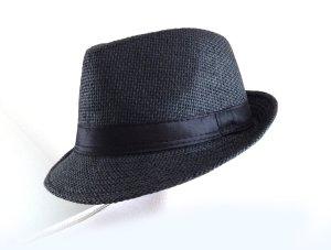 Hut Fedora Borsalino Homburg Trilby black – Dandy Style