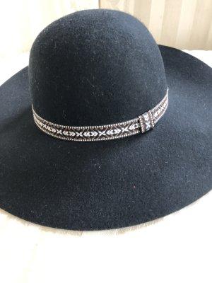 s.Oliver Felt Hat black