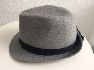 Woolen Hat black-grey