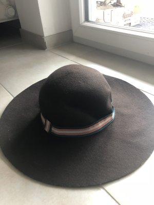 Mango Hat dark brown