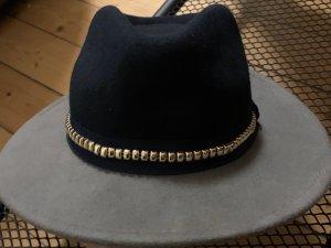 Asos Cappello di lana multicolore