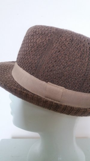 Seeberger Hat multicolored cotton