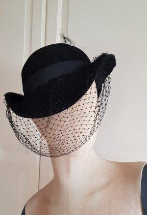 Hut mit schleier ähnlich Dior