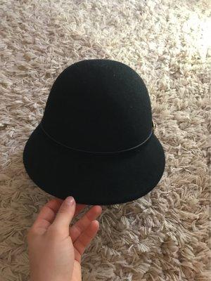 H&M Felt Hat black-gold-colored