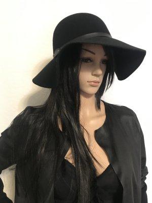 Woolen Hat black wool
