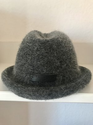 Blue Strenesse Woolen Hat dark grey-grey