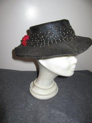 Vintage Cappello tradizionale nero