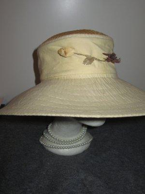 Vintage Sun Hat beige