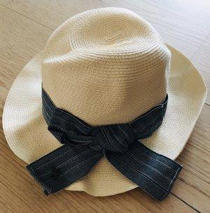 Hat steel blue