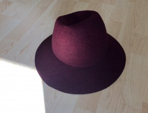 Oska Cappello in feltro bordeaux