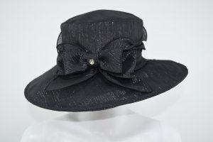 Seeberger Hat black