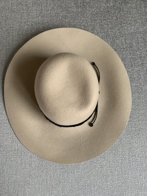 Zadig & Voltaire Cowboy Hat oatmeal