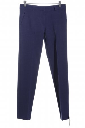 Hybrid Stoffhose blau Business-Look