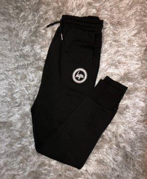 Hype Sportbroek zwart-wit