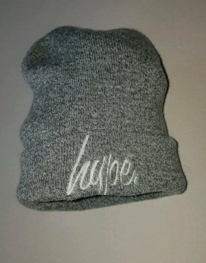 Hype Beanie light grey
