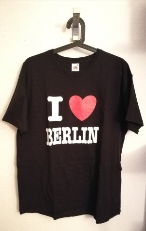 I ♥ Berlin T-Shirt in XL