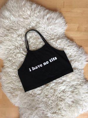 I have no Tits Shirt