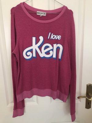 I Love Ken Pullover in Größe S