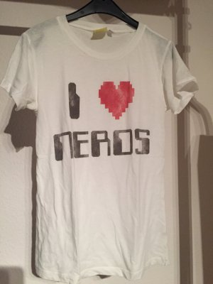 I love Nerds T-Shirt von Topshop aus London