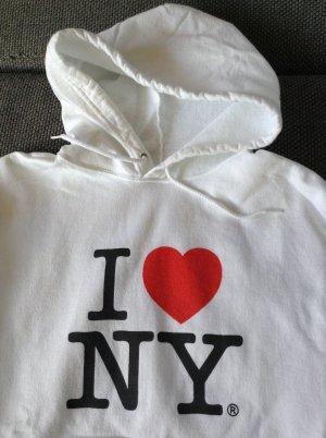 I love NY Hoodie - I love New York Kaputzenpullover