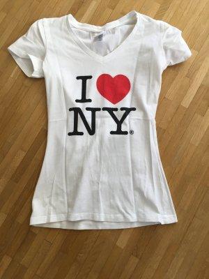 I Love NY Shirt Größe M