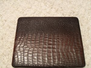 Mobile Phone Case brown leather