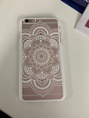 Mobile Phone Case white