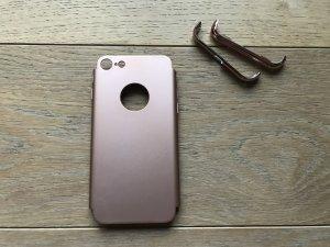 I Phone case (6) in rosé-metallic