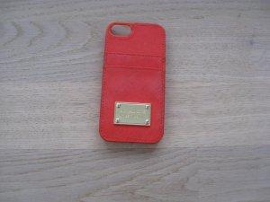 I-Phone Hülle in einer knalligen Sommerfarbe