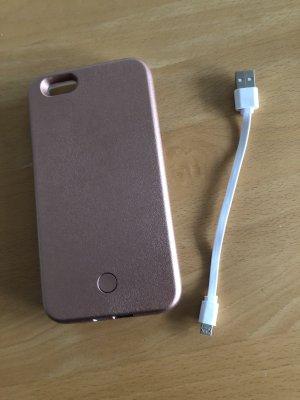 I Phone  Neu 6S plus case rosegold