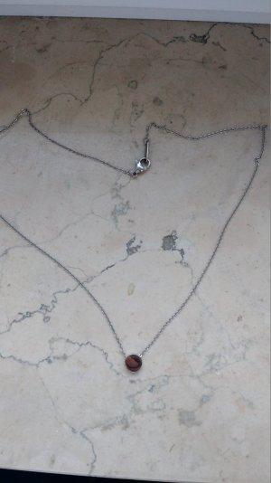 Iam Kette Halskette minimalistisch rund geometrisch statement