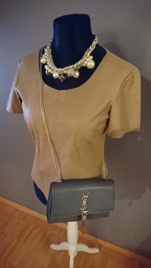 Ibana Ledertop Luxus Designer 38 wie neu
