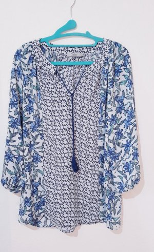 Ibiza boho hippie coachella gypsy hemd bluse Tunika